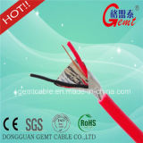 Top Fire Rated Fire Alarm Cable Covering Aluminum Foil