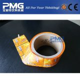 Customized PVC Sleeve Water Bottle Labels
