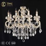 Modern Design Beautiful Crystal Chandelier Lamp (AQ50040-8)