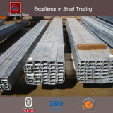 Ss400 Structural Hot Rolled U Channel Steel (CZ-C28)