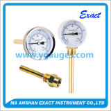 Bimetal Thermometer for Water Temperature Measure Hot Water Thermometer Test