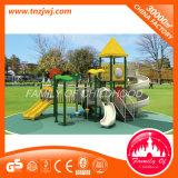Kindergarten Plastic Children Playground Outdoor Price