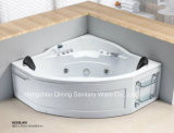 1500mm Sector Massage Bathtub SPA for 2 Persons