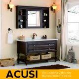 Wholesale Hot Selling Simple Style Solid Wood Bathroom Vanity (ACS1-W43)