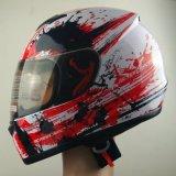 Motor Full Face Helmet with DOT Certificate in South America