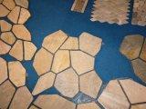 Slate Mosaic Slate, Slate Flagstone, Slate on Mesh for Outdoor