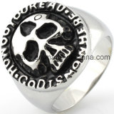 Fashion Jewelry Stainless Steel Skull Ring Jewelry