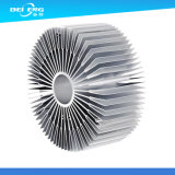 Precision Custom CPU Heat Sink Aluminum Extrusion Spare Parts by Donguan Factory