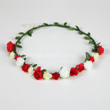 Fashion Flower Wreath Garland for Women