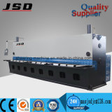 Hydraulic Steel CNC Guillotine Shearing Machine From Maanshan
