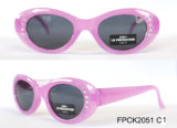 New Design Hotsale Kids Sunglasses Pass Ce FDA