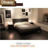 Divany Modern High Quality Leather Bed