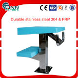 Used Stainless Steel Durable Swimming Pool Starting Block
