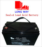 12V120s Maintenance Free Rechargeable Solar Sealed Rechargeable Lead Acid Battery