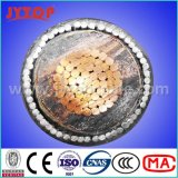 Middle Voltage 8.7/15kv XLPE Insulated Cable with Aluminum Wire Armored
