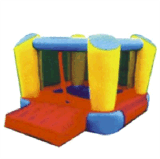 Inflatable Lovely Bouncer Bouncy Castle for Kids Inflatable Toy (JS4086)