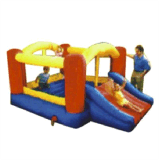Inflatable Lovely Bouncer Bouncy Castle for Kids Inflatable Toys (JS4084)