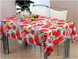 PVC Opaque Transparent Tablecloth (TT0203)