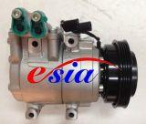 Auto Car AC Air Conditioning Compressor for Hyundai Getz 4pk