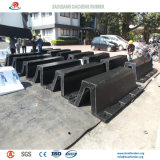 Easy Installed Rubber Bumpers to Protect Ship and Dock