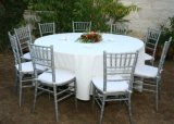 Resin Chiavari Chair for Wedding Reception