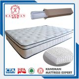 Bedroom Furniture Vacuum Packing Pocket Spring Mattress