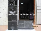 PS15 15inch Two Way Fullrange Loudspeaker High Quality