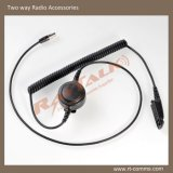 Gp328 Two Way Radio XLR Cable with Ptt