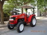 Weituo Brand Aoye Series Shaft Transmission 40-65HP Farming and Transportation Use 2WD or 4WD Drive Four Wheel Tractor