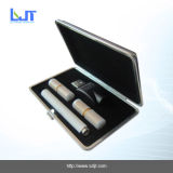 Most Popular 808d E Cigarette with Iron Case Packing and Large Vapor, Nice Flavor