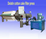 Circume Plate Filter Press for Lower Moisture Cake