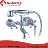 Two Handle Bath/Shower Mixer with Zs021 Hand Shower