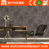 Deep Embossing Floral Wall Papers for Decoration