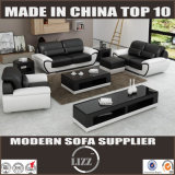 2017 New Design Sectional Leather Sofa (Lz1688)