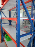 Middle Duty Warehouse Storage Iron Stacking Rack