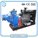 10 Inch Good Quality Diesel Engine Self Priming Sewage Pump