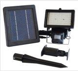 New 2015 Solar Flood Light/LED Motion Sensor Light