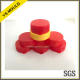 38mm Assembly Oil Cap Mould with Hot Runner