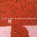 Cheap Polished Natural Stone Taiwan Red Dyed Granite