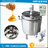 Stainless Steel Sugar Syrup Mixing Tank with Diaphragm Pump