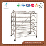 Folding Shoe Display Rack for Retail Store