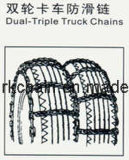 Stud off Road Truck Dual and Triple Tire Traction Chain for Truck