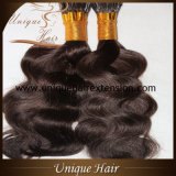 Brazilian Virgin Remy Double Drawn Fusion Keratin Hair Extensions I Tip