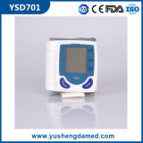 Ce Certificated Healthcare Medical Equipment Wrist Meter Blood Pressure Monitor
