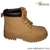 Comfortable Working Boots with Steel Toe Cap (WWB023)