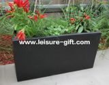 Fo-278 Rectangular Outdoor Fiber Glass Flower Planter