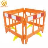 Crowd Control Plastic Barrier Gate