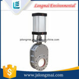 Pneumatic Ceramic Double RAM Inlet Valve