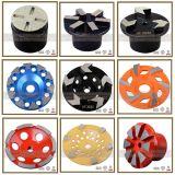 Fan Shape Diamond Grinding and Abrasive Disc