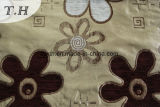 Silky Chenille Jacquard Fabric and High-Grade Cloth by 310GSM